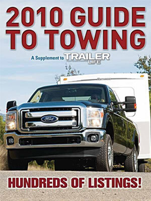 2010 Guide to Towing