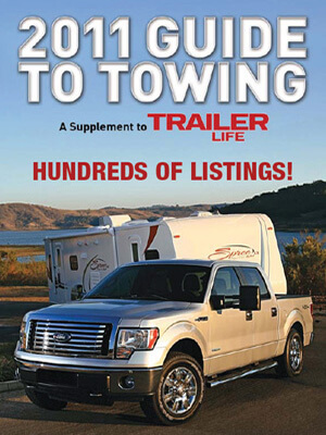 2011 Guide to Towing