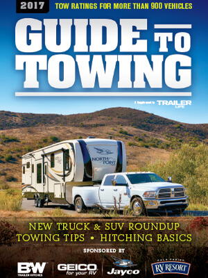 2017 Guide to Towing